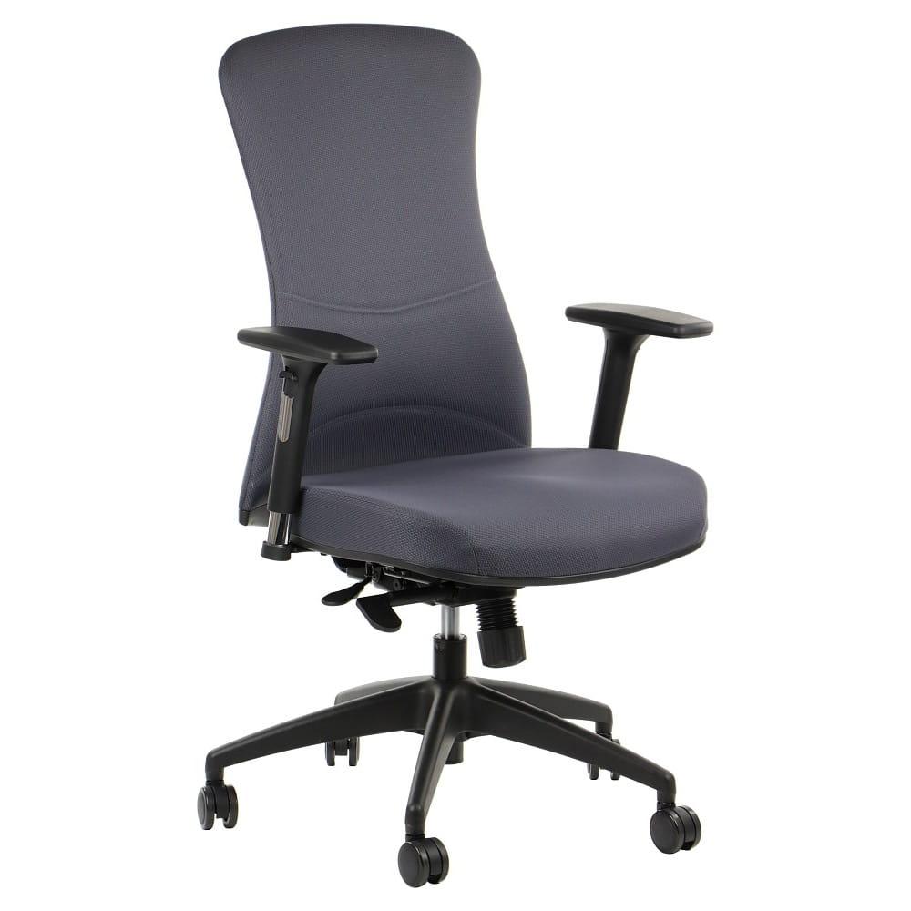 Fotel biurowy gabinetowy KENTON krzesło biurowe obrotowe STEMA
